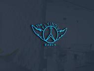 The Flying V Ranch Logo - Entry #38