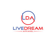 LiveDream Apparel Logo - Entry #15