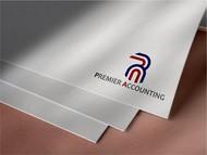 Premier Accounting Logo - Entry #36
