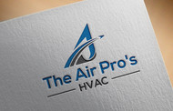 The Air Pro's  Logo - Entry #223