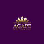 Agape Logo - Entry #194