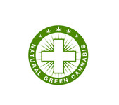 Natural Green Cannabis Logo - Entry #23