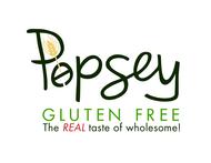 gluten free popsey  Logo - Entry #145
