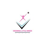 Growing Little Minds Early Learning Center or Growing Little Minds Logo - Entry #148