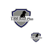 1-800-Roof-Plus Logo - Entry #146