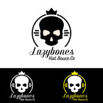 Lazybones Hot Sauce Co Logo - Entry #122