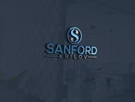 Sanford Krilov Financial       (Sanford is my 1st name & Krilov is my last name) Logo - Entry #122