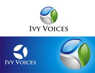 Logo for Ivy Voices - Entry #150