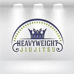 Heavyweight Jiujitsu Logo - Entry #14