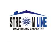STREAMLINE building & carpentry Logo - Entry #128