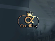 CredKing Logo - Entry #81