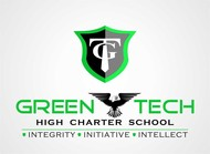 Green Tech High Charter School Logo - Entry #18