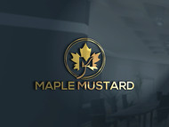 Maple Mustard Logo - Entry #78