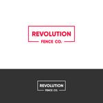 Revolution Fence Co. Logo - Entry #255