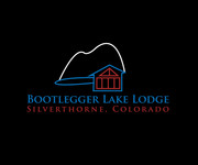 Bootlegger Lake Lodge - Silverthorne, Colorado Logo - Entry #63