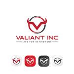Valiant Inc. Logo - Entry #143
