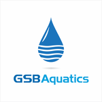 GSB Aquatics Logo - Entry #9