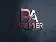 Premier Accounting Logo - Entry #110