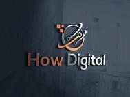 How Digital Logo - Entry #87