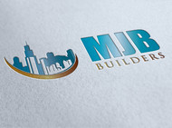 MJB BUILDERS Logo - Entry #86