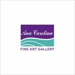 Ana Carolina Fine Art Gallery Logo - Entry #9