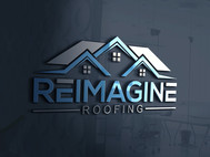 Reimagine Roofing Logo - Entry #132