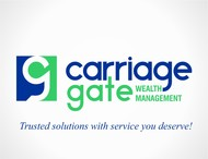 Carriage Gate Wealth Management Logo - Entry #7