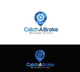 Catch A Brake Logo - Entry #5