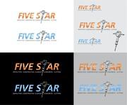 Five Star Logo - Entry #141