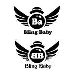 Ba Ba Bling baby Logo - Entry #73