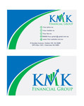 KMK Financial Group Logo - Entry #11