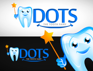 dots, the tooth fairy Logo - Entry #75