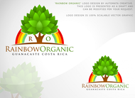 Rainbow Organic in Costa Rica looking for logo  - Entry #254