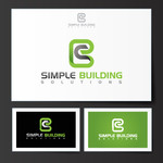 Simple Building Solutions Logo - Entry #107