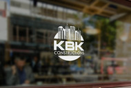 KBK constructions Logo - Entry #34