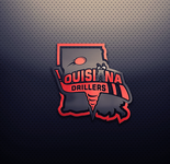 Louisiana Drillers Logo - Entry #30