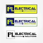 P L Electrical solutions Ltd Logo - Entry #90