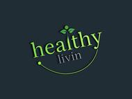 Healthy Livin Logo - Entry #669