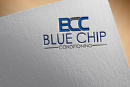 Blue Chip Conditioning Logo - Entry #65