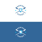Rowing Hands Logo - Entry #38