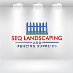 South East Qld Landscaping and Fencing Supplies Logo - Entry #24