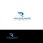 Roadrunner Rentals Logo - Entry #145