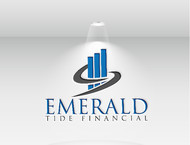 Emerald Tide Financial Logo - Entry #295