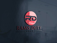 Rams Duty Free + Smoke & Booze Logo - Entry #56
