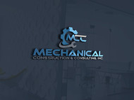 Mechanical Construction & Consulting, Inc. Logo - Entry #97
