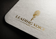 Leading Voice, LLC. Logo - Entry #121