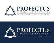 Profectus Financial Partners Logo - Entry #86