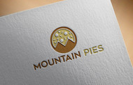 Mountain Pies Logo - Entry #80