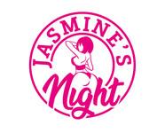 Jasmine's Night Logo - Entry #58