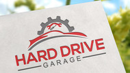 Hard drive garage Logo - Entry #106
